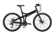tern Joe P24 black/red